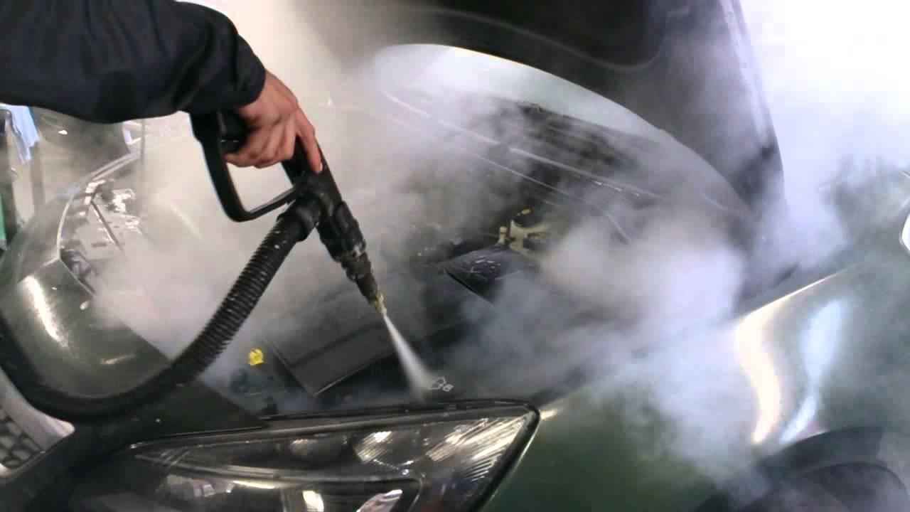Помыть дизельный двигатель своими руками